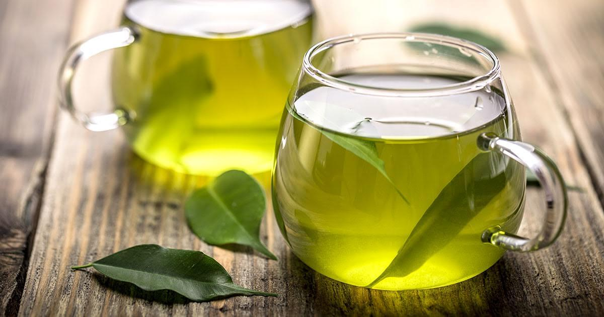 Green tea is one food that burns fat